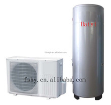 5.0kw Air Source Heat Pump(CE approved Split type Sell low temperature air source heat pumps