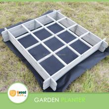 Outdoor Wooden Garden Planter