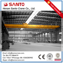 Concrete Plant Use oil tank explosion proof 25t electric hoist double trolley bridge crane