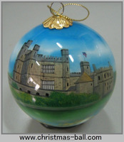 All Size And Design Hand Inner Painted Glass Bauble Or Ornament