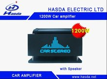 high power car amplifier with 1200w