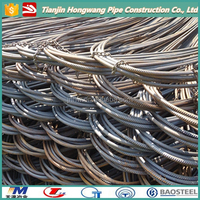 Steel Rebar properties tensile strength test report and prices from China