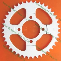 CD70 motorcycle chain sprocket