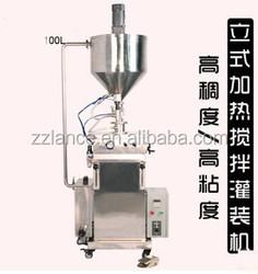2015 hot sale La-F100 aerosol filling machine