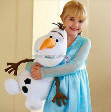 (Wholesale) 20cm/30cm/45cm Olaf Playset Toy Plush Soft Stuff Snowman Frozen Doll