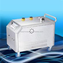 Electric Diesel oil steamer for car wash machine / steamer price