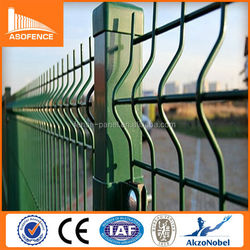 Made in China hot sale Hot dip wire mesh fence / 3d wire fence / welded wire mesh fence (Hebei ASO)