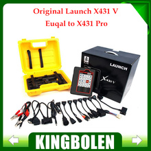 Global Version Launch X431 V X431 Pro with X431 Pro Wifi/Bluetooth Support One Click Online Update