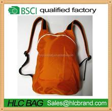 shoulder bag with water bottle holder HL-PB172
