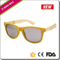 Italian Wooden Newest Hot Sales PC Bamboo Sunglasses