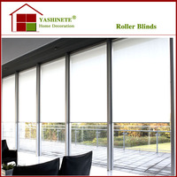 Top sell china decoration roller blinds window treatments