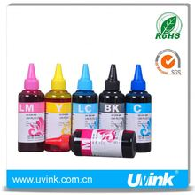 UVINK ink for HP 7110