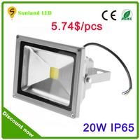 New product IP68 20W flood light body cover