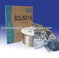 E71T-1M welding wire, mixing gas shielded welding wire