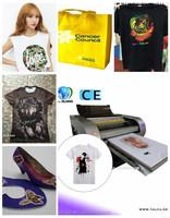 Factory supply A2-4280 3D t-shirt printing machine/ cheap t-shirt printer
