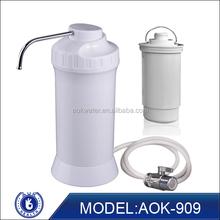 2015 Under-sink DIY alkaline mineral water ionizer AOK-909, Florine/chlorine removal