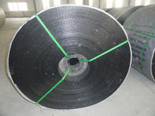 PVC rubber conveyor belt