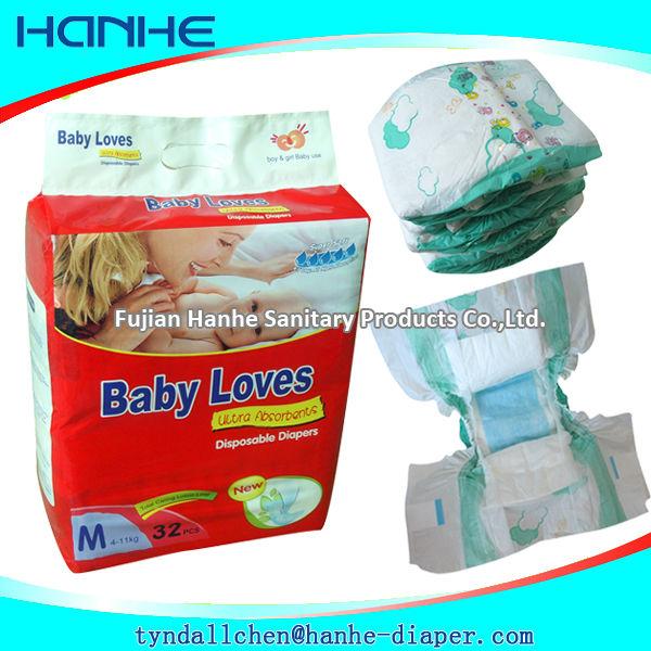Descartáveis Chinese produtos do bebê