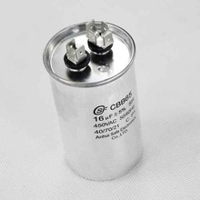 High Quality Air Conditioner Run Motor Capacitor