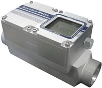 Low Pressure Electronic Gas flow Meter for metering utility gas natural gas