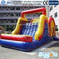 comercial de aire inflable moonwalk castillo para la aventura de la tierra