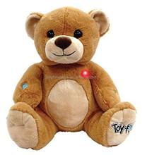 Customized soft plush animal toy teddy bear hot selling stuffed plush teddy bear bluetooth speaker