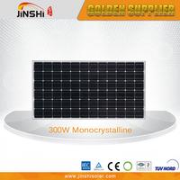 300W mono IEC,TUV,CE,CEC solar panel