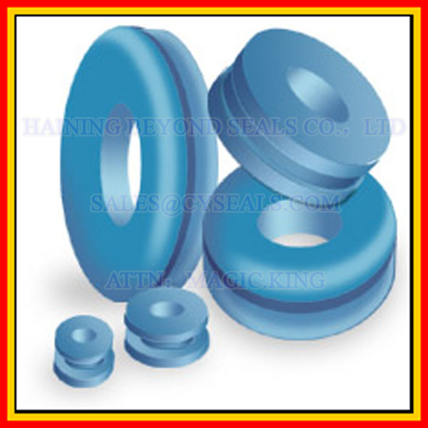 Round Square Oval Conical Rubber Grommets