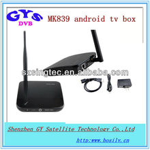 android IP TV decoder MK839 android smart tv box