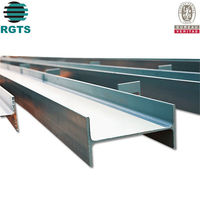 APF bridge Steel h beam
