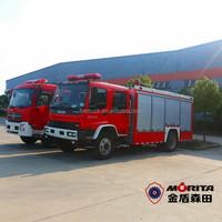 4x2 drive 2000L/2t mini fire truck, fire engine, small fire truck