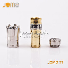18650 battery and charger18650 mechanical mod TT Mechanical Mod with best price from JOMOtech China