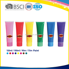 Factory price non-toxic kids acrylic paint color