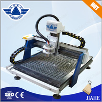 2015 Desktop cnc router for wood 600*900mm working area with Independent Control Box