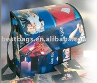 Promotional tarpaulin lorry bags