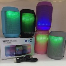 led light with bluetooth speaker, wireless bluetooth speaker led light