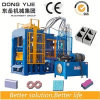 QT4-15 investors looking for construction projects price in india brick block machine
