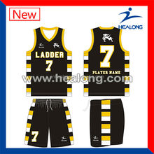 cool customised sublimation basketball jersey design 2014