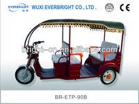 battery powered auto rickshaw 1000w made in china