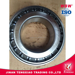 Reducer Single Row bearing 60*110*28 Tapered Roller Bearing 32212