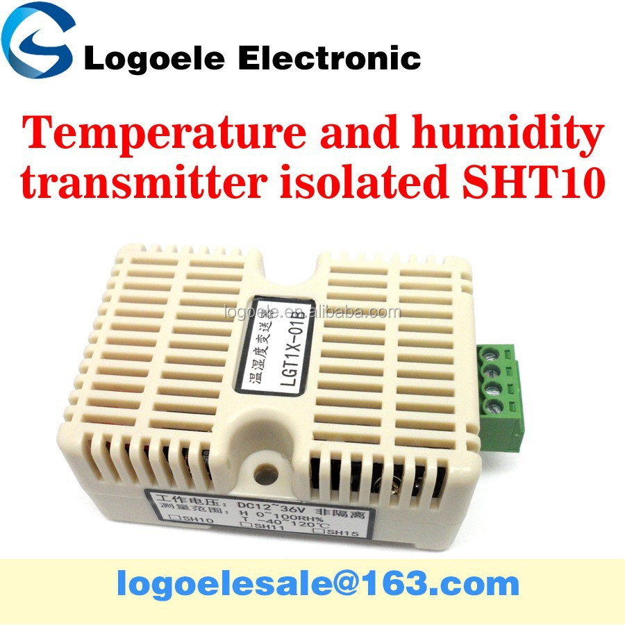 Isolation humidity and temperature
