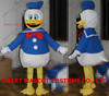 Good visual soft plush hand made donald duck costume for party cosplay adult donald duck costume