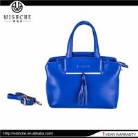 Wishche Hot Selling Wholesale Guangzhou Custom Leather Handbag Women Shoulder Bag Wholesale Factory in Guangzhou China W3901