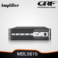 GRF 5 CH DJ power amplifier