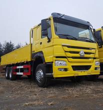 Best Selling Brand Sinotruck Howo 6x4 10 wheel lorry truck cargo truck dimension 15T