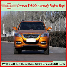 MITSUBISHI Gasoline Engine China New Automatic Transmission 4WD SUV Car