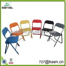Hot sale metal folding chair YSF-C0003