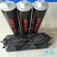 polyurethane adhesive for windshield structural glazing sealant
