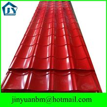 Corrugated roofing sheets / metal roofing material /steel roofing sheets