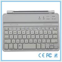 shenzhen factory custom silicone keyboard cover for apple ipad mini